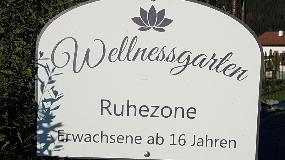 Schalber Wellness-Garden in Serfaus-Fiss-Ladis
