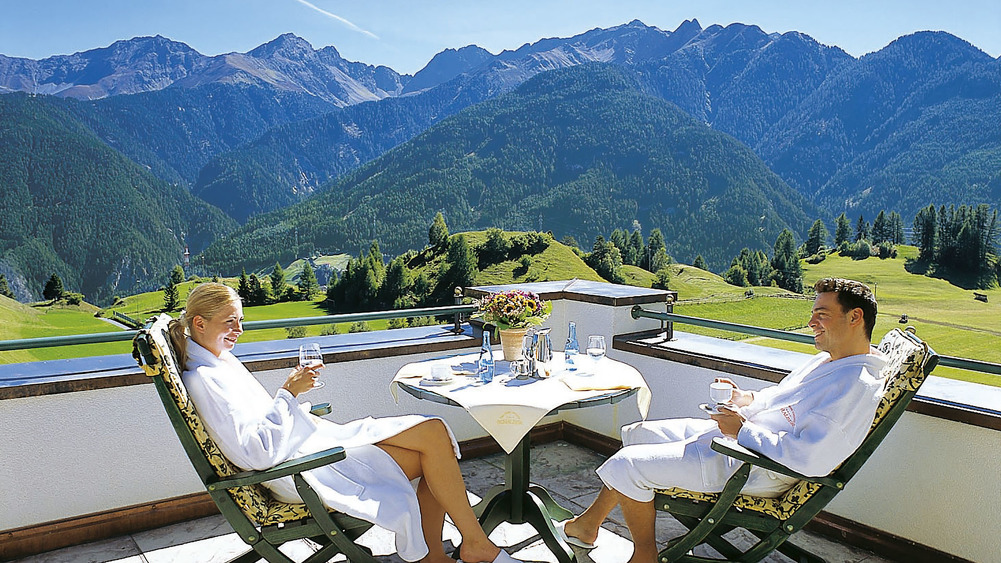 Delicious from the Wellness-Residenz-Scheiber