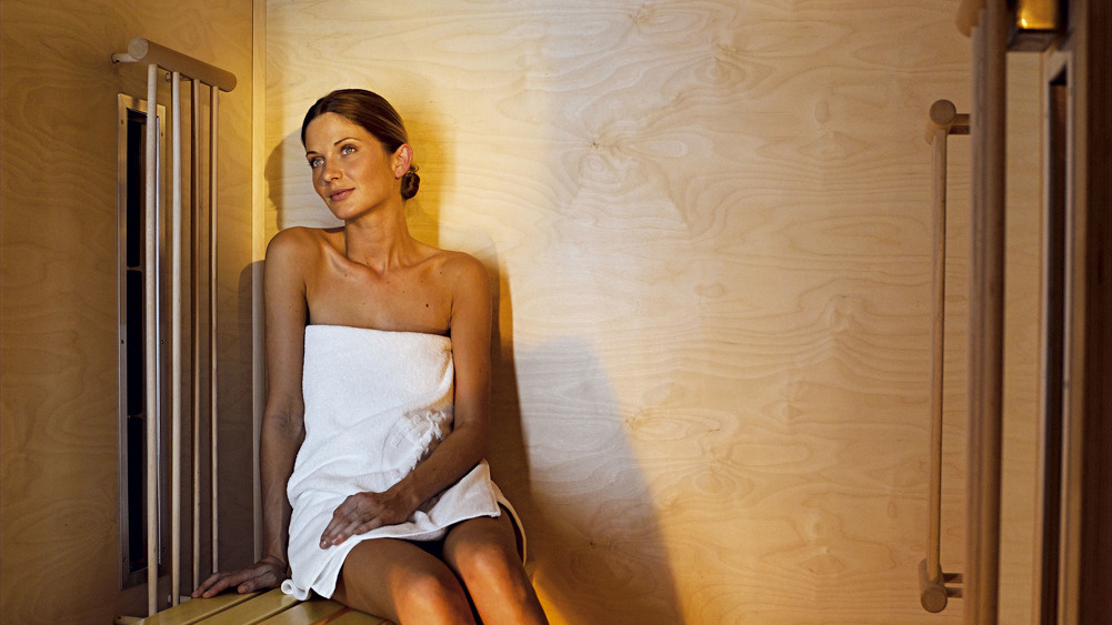 Lady Spa - Wellness in Hotel Schalber in Serfaus
