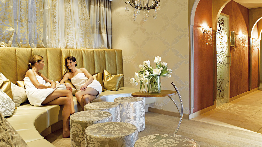 Lady Spa - Wellness im Hotel Schalber in Serfaus